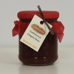 Confettura di ciliegino rosso